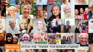 Stitch: The Tinder for the 50+ Crowd
