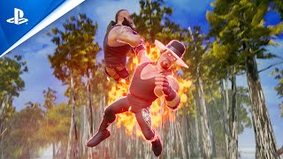WWE 2K Battlegrounds | Official Trailer | PS4