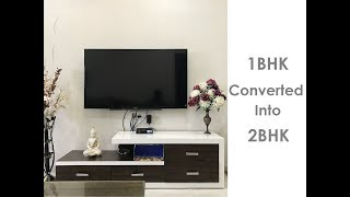 """1 BHK Converted Into 2 BHK - Mumbai"" by CivilLane.com"