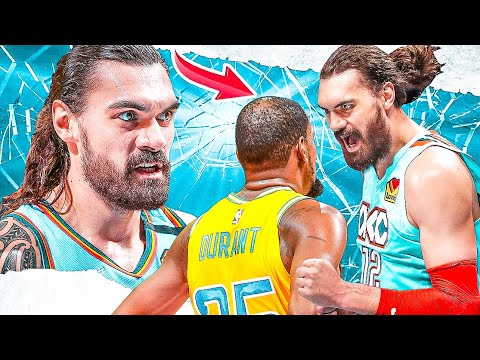 Don't Mess with Steven Adams! - Career Heated Moments
