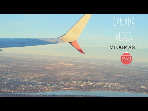 Conociendo Montreal en Canadá #1 | Vlog de VIAJE