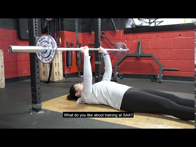 Fitness Spotlight: Pam