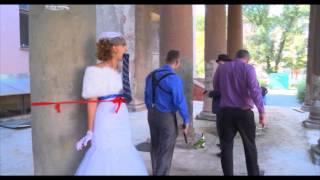 Ганстерская свадьба. Усть-Каменогорск