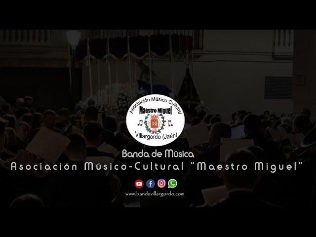 Viernes Santo - tarde - 2019 en Villargordo | BM Maestro Miguel
