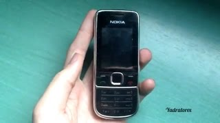 nokia 2700 retro review (old ringtones, games snake, themes, wallpapers...)