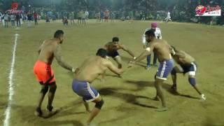 Dhanauri V/S Dhandoli Khurd (Bramanmajra Kabaddi Cup 2017)