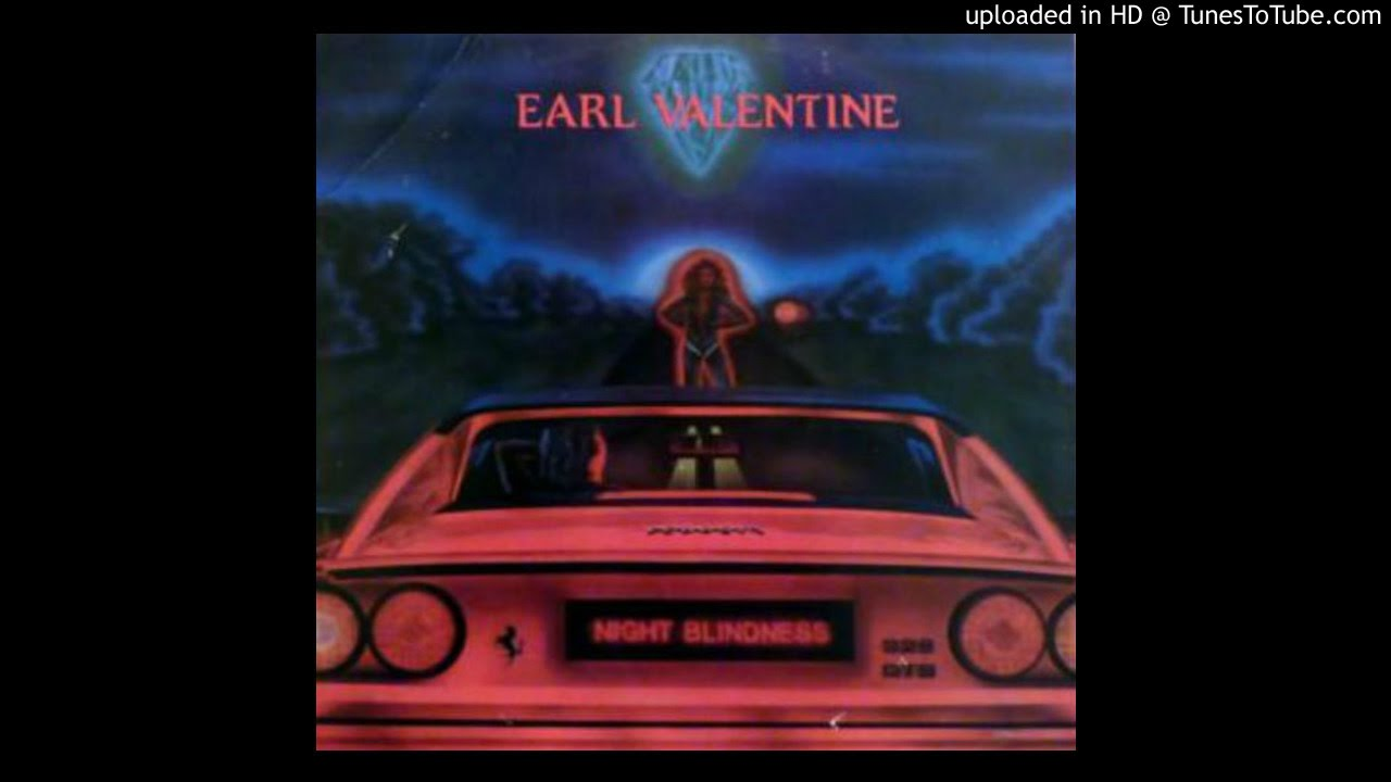 EARL VALENTINE ~ Looking Out My Window [AOR]