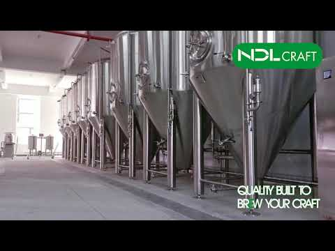 2000L Beer Brewery Project Installation At Customer's Plant, Quality Built To Brew Your Craft