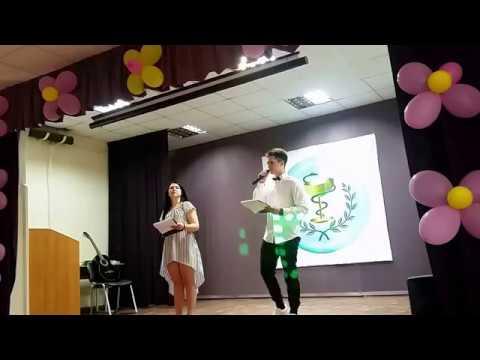 06 21 2017 Концерт студентов ООБМУ успешно завершивших первый год обучения Ч3