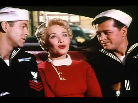 [HQ] Face To Face (Three Sailors & A Girl-1953)