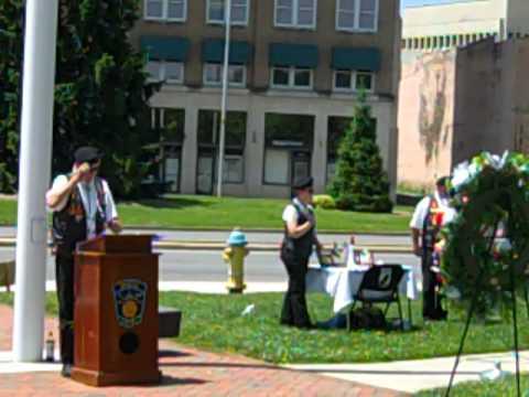 Memorial Day Service Cumberland Square Park Bristol, VA May 30, 2013