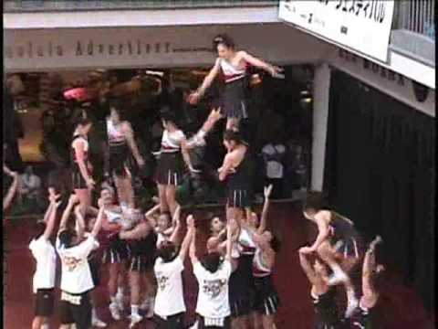 Honolulu Festival - Nippon Sport Science University Cheerleading Squad VORTEX