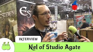 Studio Agate Shadows of Esteren Interview for Con +1