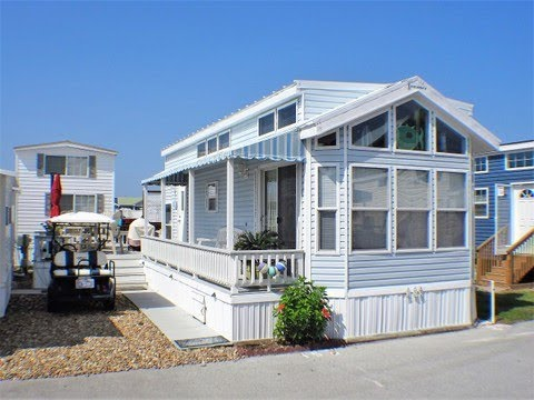 For Sale 5th Unit From The Beach 2006 Park Model Rv In