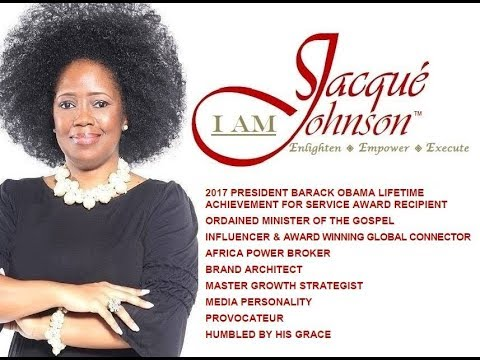 Living and Doing Business in Africa: South Africa Edition w/ Jacque Johnson
