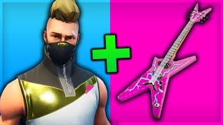 THE BEST COMBINATIONS OF NEW SKINS! (Fortnite Battle Royale)