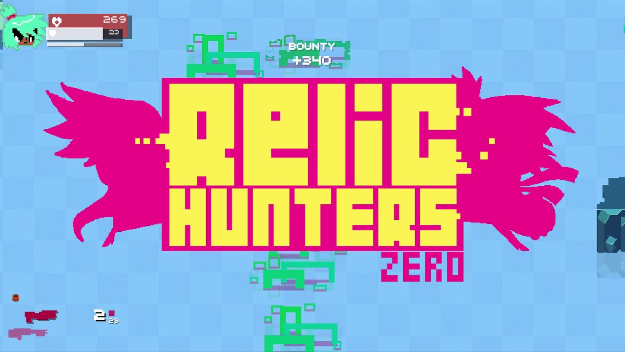 To Dual-stick shooter Relic Hunters Zero: Remix έρχεται στο Switch