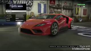 GTA 5 online buying a (Lamborghini)GTA 5 online