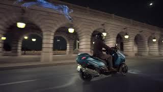 Nouveau Peugeot Metropolis 2020 - Peugeot Motocycles
