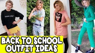 BACK TO SCHOOL OUTFIT IDEAS // Grace Helbig thumbnail