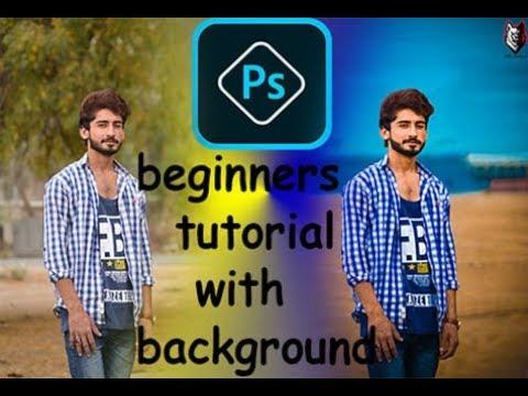 photoshop attractive beginners tutorial thumbnail