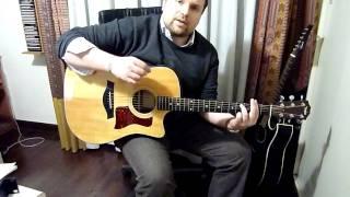 Tutorial - Come suonare Va bene, va bene così di Vasco Rossi - chitarra acustica