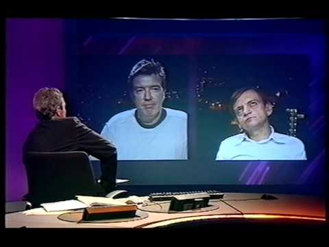 Newsnight report on John Peel's death including Mark E Smith interview better quality.MPG