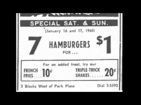 A.J. - Can You Guess The Nine Items On McDonald's Original Menu in 1940?
