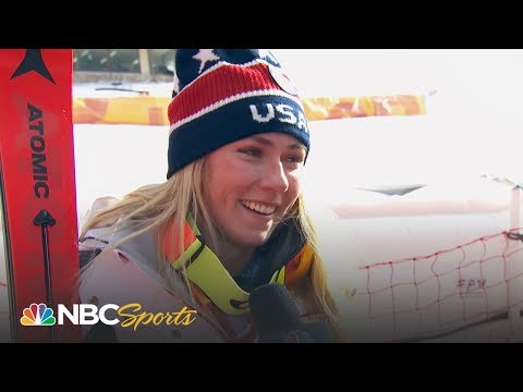 2018 Winter Olympics Recap Day 6 (Mikaela Shiffrin) I Part 1 I NBC Sports