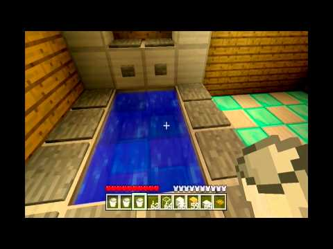 Thumbnail: Minecraft Xbox 360 : How to build a bathroom with WORKING shower.