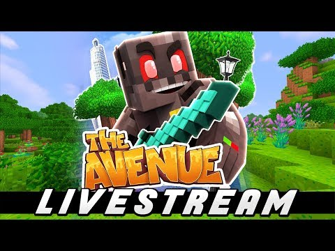 Minecraft Avenue Modded SMP Stream 2: My New Intro