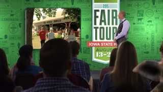 "Iowa State Fair ""Fair Tour"" - August 13-23 - Nooks and Crannies"