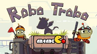 Robo Trobo Walkthrough