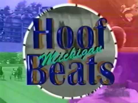 Michigan Hoof Beats 8 2 98 Ottawa County Fair Holland, Mi