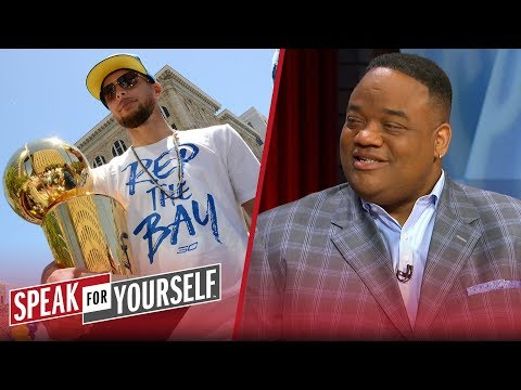 Steph Curry can 'absolutely' be on Mt. Rushmore if he keeps this pace —Whitlock | SPEAK FOR YOURSELF
