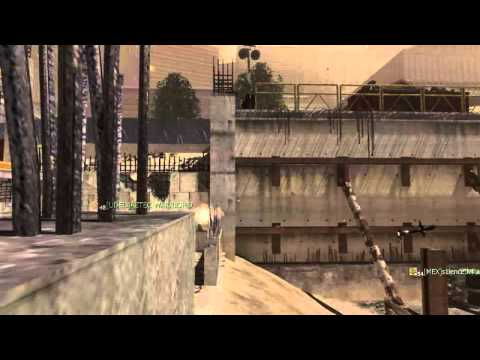 AZTEC WARRIOR 9 - MW3 Game Clip