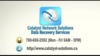 Catalyst Data Recovery Details and Overview