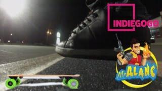 Acton Blink S Electric Skateboard FOOTage IndieGogo Backer $85 Promo Code