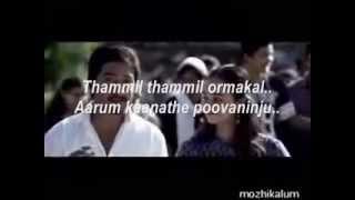 Mozhikalum mounangalum - Film: Padmashree Bharath Dr Saroj Kumar