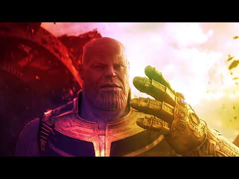 Avengers Infinity War new wallpaper with super transitions