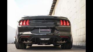 2018 Ford Mustang GT 's Active Exhaust the best ? ( vs Borla ATAK vs Corsa Extreme exhausts )