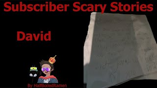 Scary Stories :: David