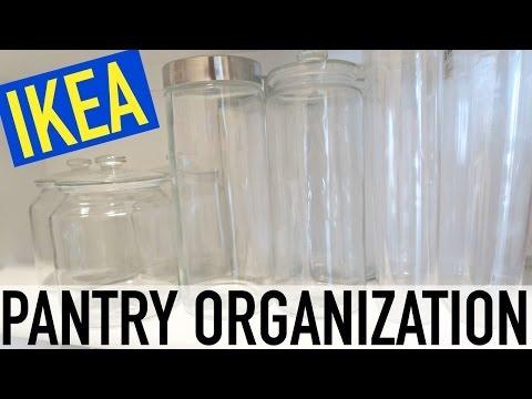 PANTRY ORGANIZATION | IKEA HAUL | CHEAP & AFFORDABLE | JANUARY 2017