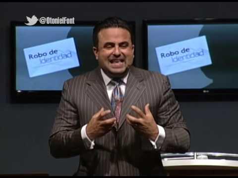 Pastor Otoniel Font - Robo de Identidad
