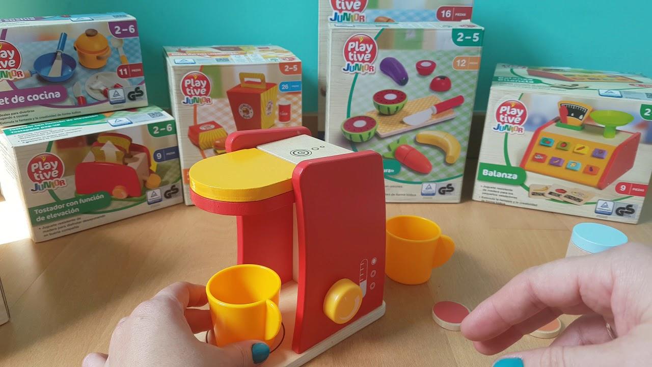 Lidl A Años 2 Junior De 6 Cafetera Playtive ZPiukX