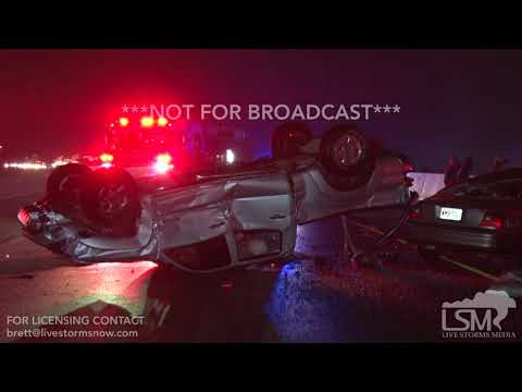 02-06-2018 Springdale, AR multi car accident with injuries with SOT