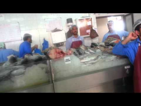 Al Ain UAE wholesale Food Market