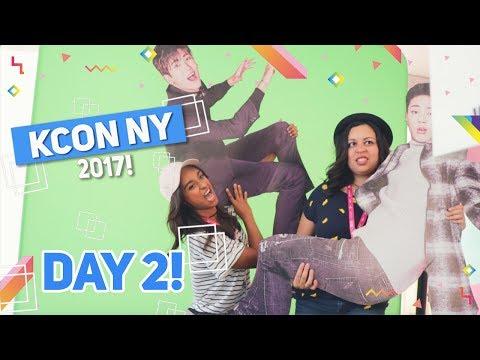 KCON NY 2017! Day 2