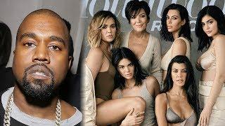 "Kardashians REACT To Kanye's Lyrics Saying He'd ""Smash"" Kim's Sisters"