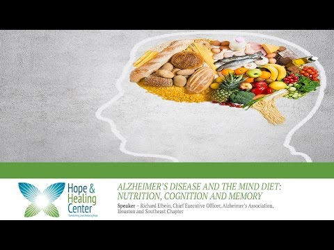HHC-Alzheimer's Disease and the MIND Diet-Part 1